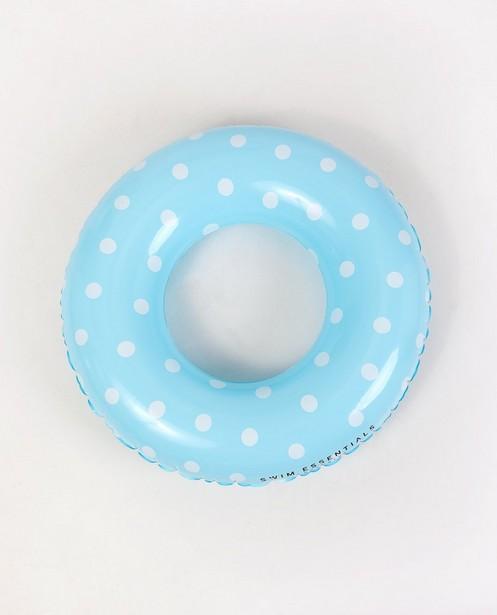 Gadgets - Bouée bleu clair à pois
