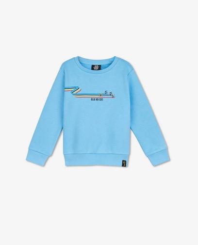 'Gelijk nen Echte'-sweater, 2-7 jaar