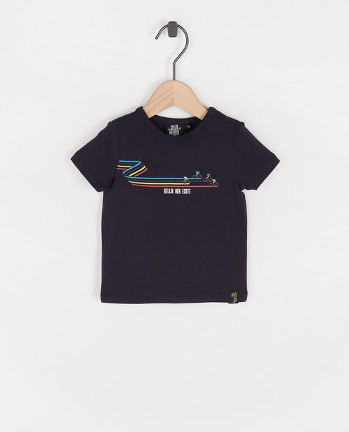 'Gelijk nen Echte'-T-shirt, baby - Kom op tegen Kanker - Kom op tegen Kanker
