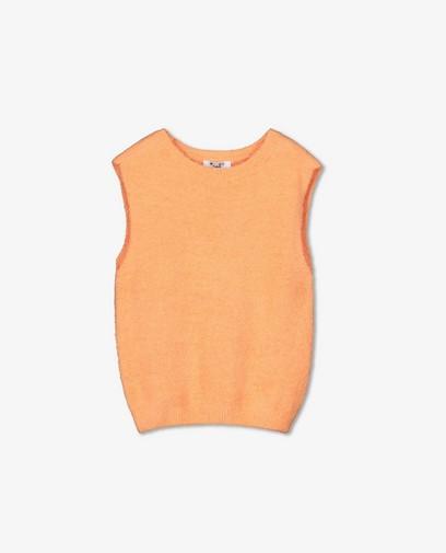 Oranje debardeur