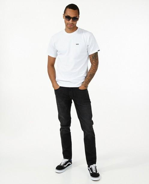 Wit T-shirt met logo Vans - stretch - Vans