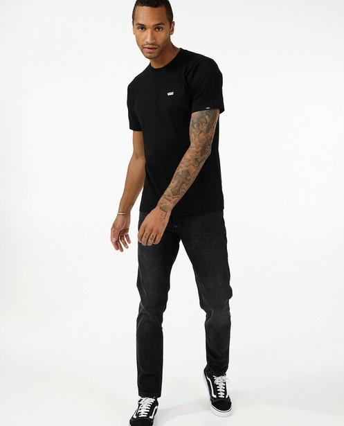Zwart T-shirt met logo Vans - stretch - Vans