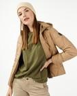 Zomerjassen - 100% gerecycleerde jas in beige Sora