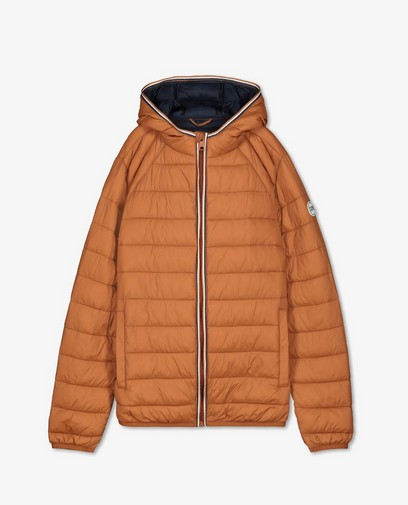 100% gerecycleerde jas, 8-15 jaar