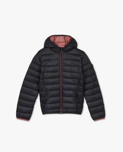 100% gerecycleerde jas, 9-15 jaar