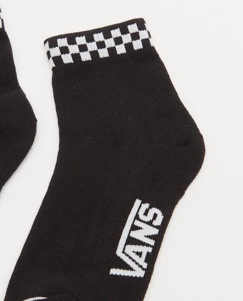 Chaussettes - Chaussettes noires Vans, pointure 36,5-42