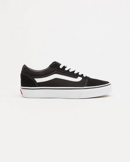 Zwarte sneakers Vans, maat 40-45 - met wit - Vans