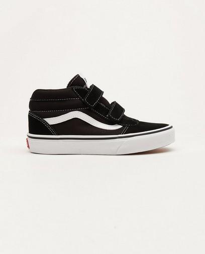 Vans Ward Mid Zwarte Sneakers