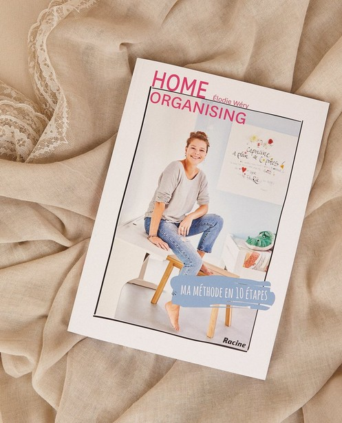 Livre «Home Organising» - Lannoo - Lannoo