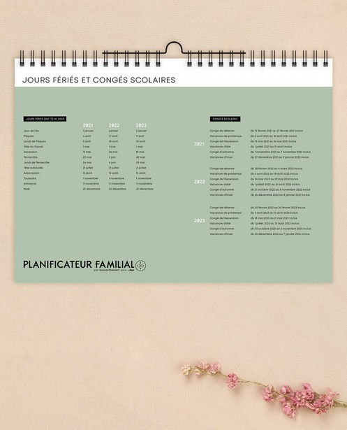 Gadgets - Planner familial FR SuccesPlanner