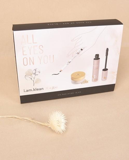Gadgets - Coffret de maquillage pour les yeux brun i.am.klean