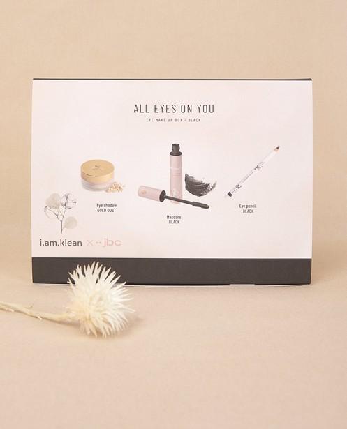 Gadgets - Make-up box ogen bruin i.am.klean