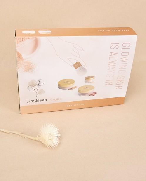 Gadgets - Make-up box huid medium to dark i.am.klean
