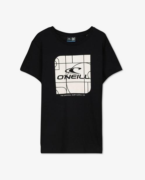 Zwart T-shirt met print O'Neill - stretch - O'Neill