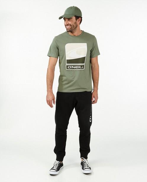 Groen T-shirt met print O'Neill - stretch - O'Neill