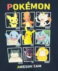 T-shirts - Unisex longsleeve met print Pokémon