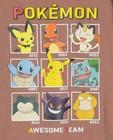T-shirts - Unisex T-shirt met print Pokémon