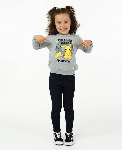 Unisex sweater met print Pokémon - stretch - Pokemon