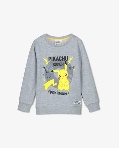 Unisex sweater met print Pokémon