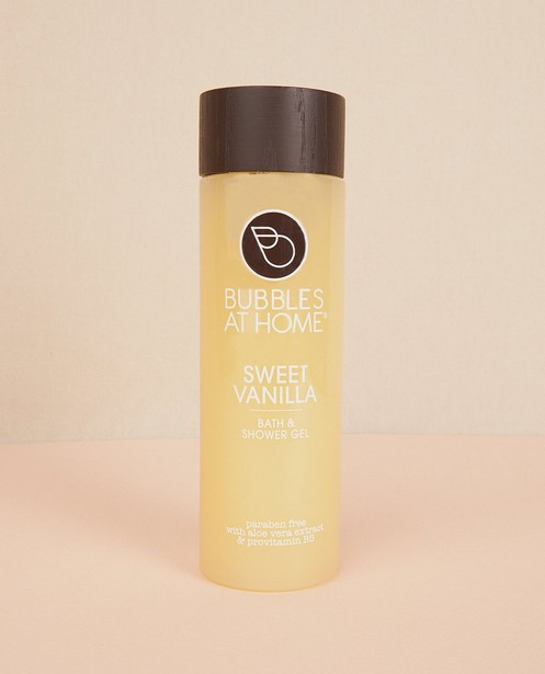 Douchegel (200ml) Bubbles at Home - Sweet Vanilla - Bubbles at home