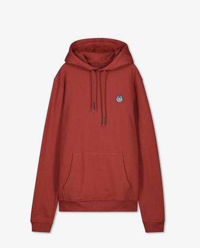 Donkeroranje hoodie