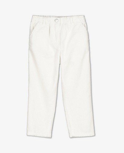 Pantalon en velours côtelé Hampton Bays