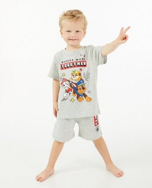 Grijze Paw Patrol-pyjama met print - tweedelig - JBC