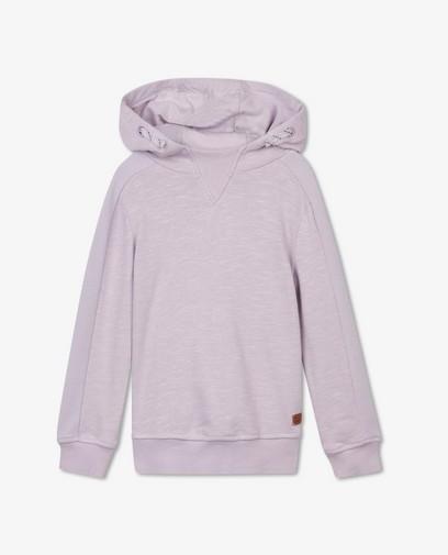Lila hoodie Maya