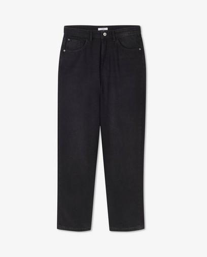 Zwarte mom jeans Mia Sora