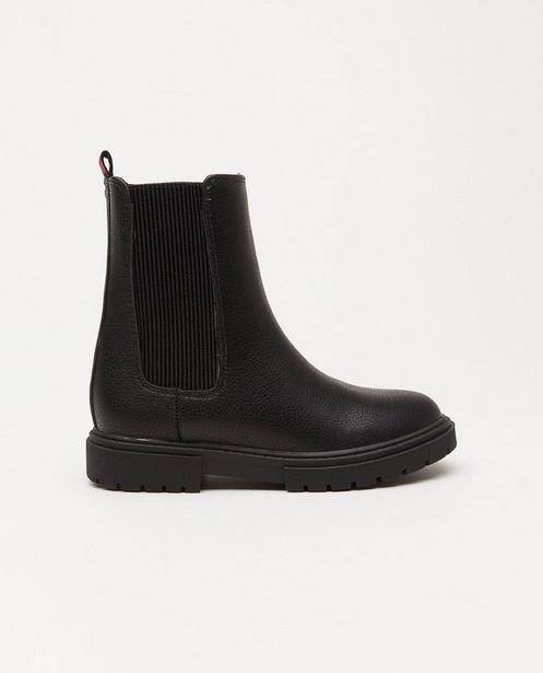 Zwarte laarzen, maat 28-32 - Zwarte laarzen, maat 28-34 - Sprox