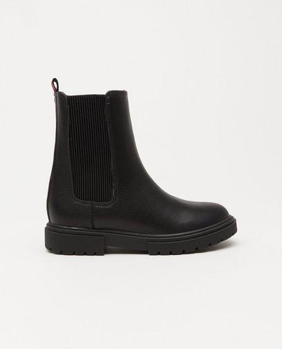 Zwarte laarzen, maat 28-32