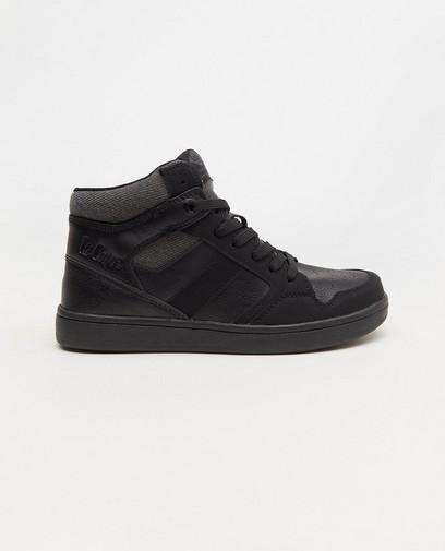 Zwarte sneakers Lee Cooper, maat 33-39