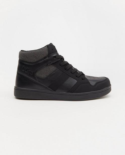Zwarte sneakers Lee Cooper, maat 40-45 - met uitneembare zool - Lee Cooper