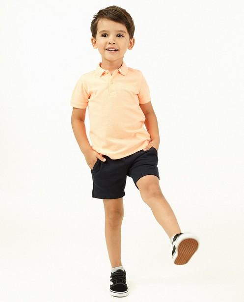 Short molletonné bleu BESTies, 2-8 ans - avec du stretch - Besties
