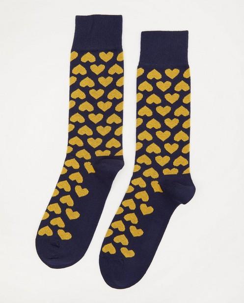 Chaussettes en coton bio Dilly Socks, pointure 41-46 - à imprimé - Dilly Socks