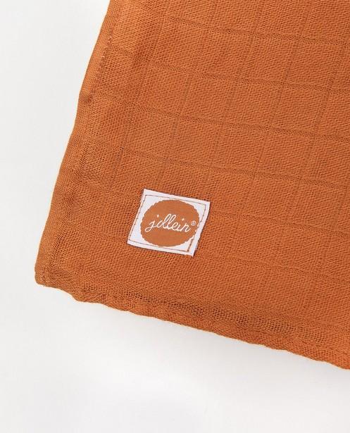 Accessoires pour bébés - 4 draps hydrophiles Jollein