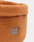 Accessoires pour bébés - Panier de rangement tricoté Jollein