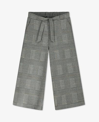 Pantalon à imprimé