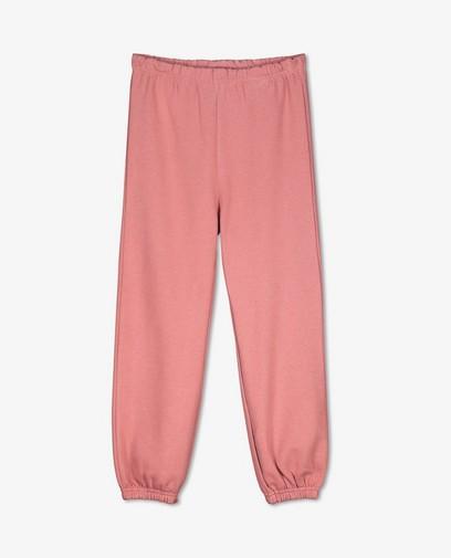 Roze jogger