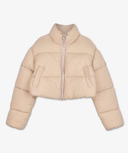 Cropped puffer jacket Nour en Fatma