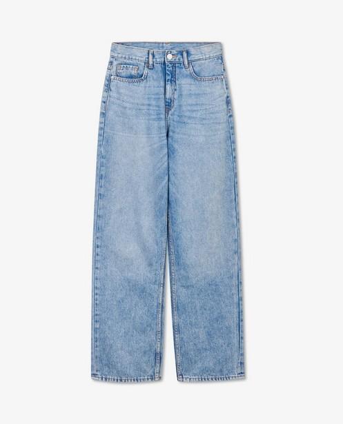Jeans droit bleu clair Lou - avec du stretch - Groggy