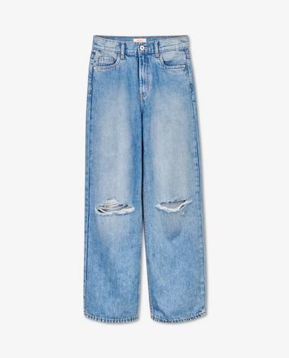 Ripped mom jeans Nour en Fatma