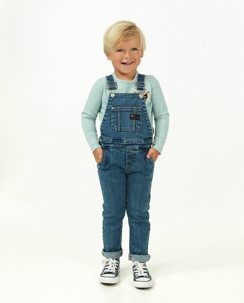 Salopette bleue - jeans - Kidz Nation