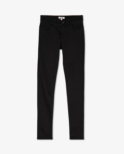 Pantalon noir super skinny Noah
