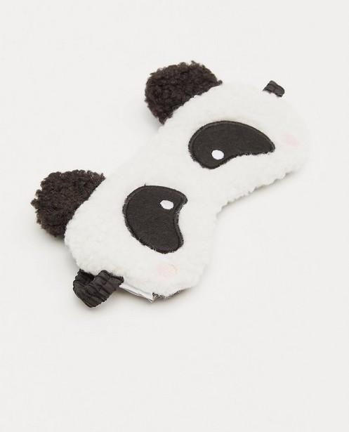 Gadgets - Panda-slaapmasker van teddy