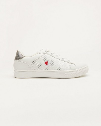 Witte sneakers Champion