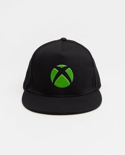 Casquette noire à logo Xbox - unisexe