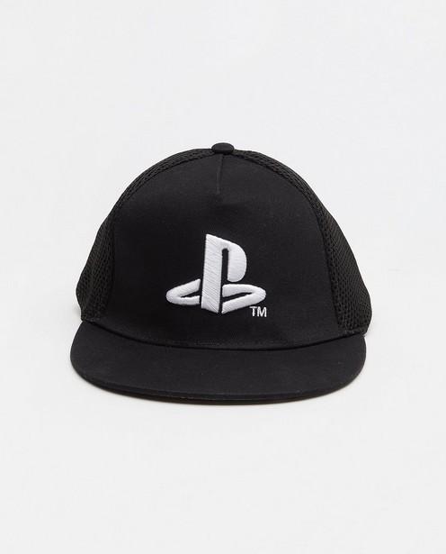 Bonneterie - Casquette noire PlayStation - unisexe
