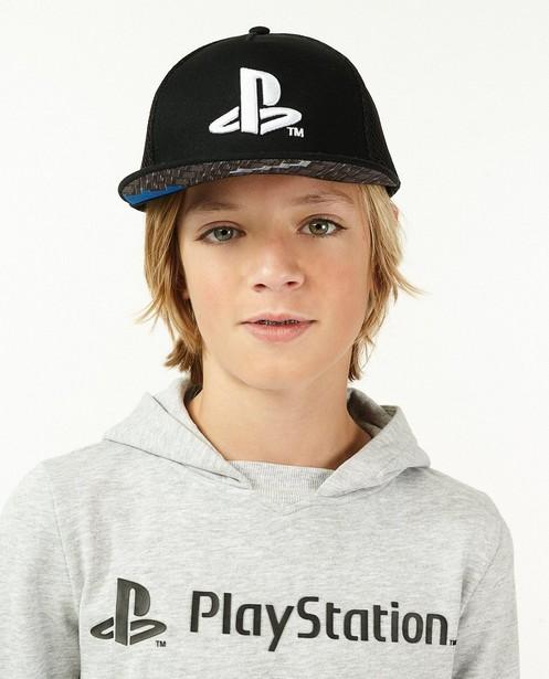 Casquette noire PlayStation - unisexe - avec de la gaze - Playstation