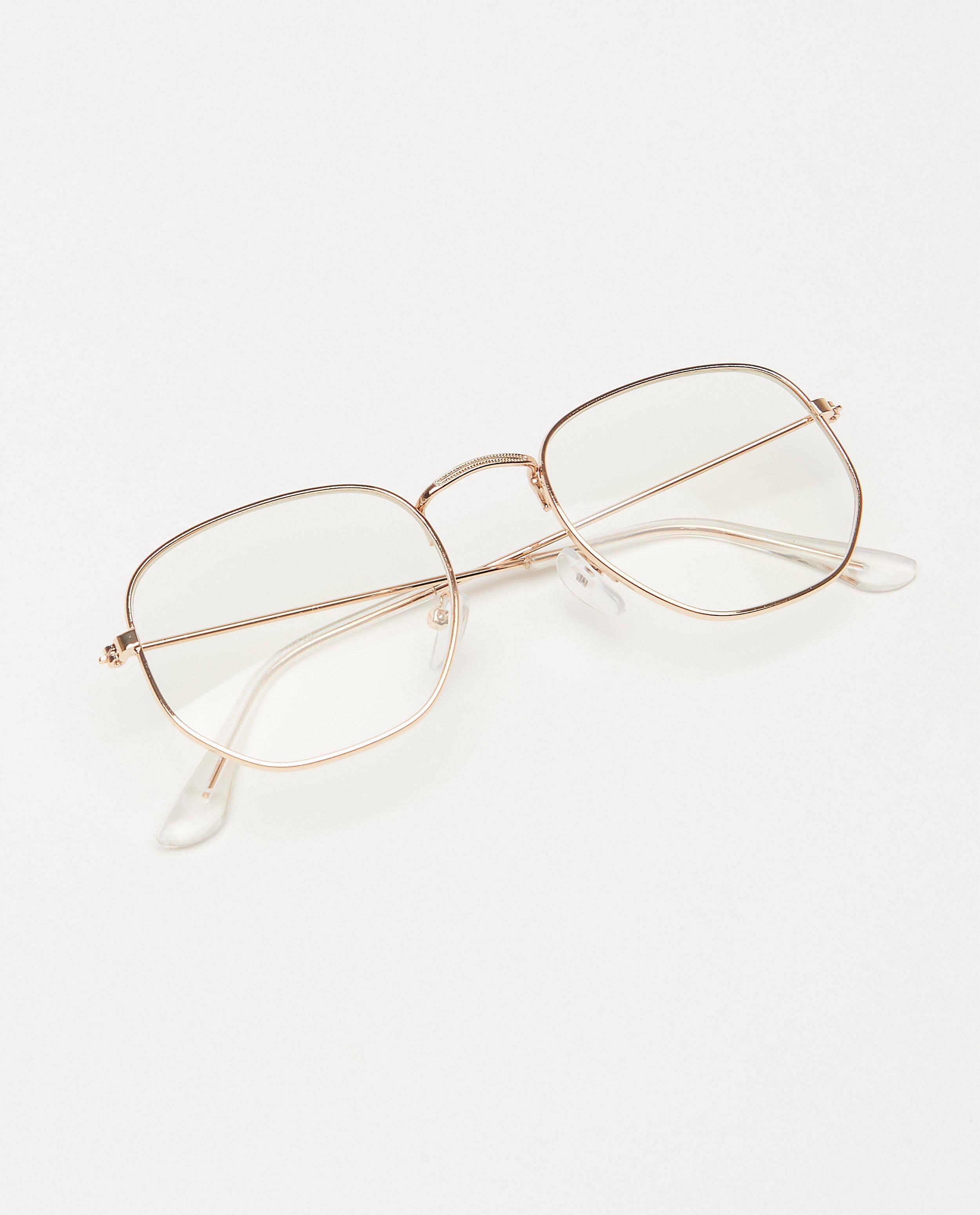 Zonnebrillen - Hoekige #LikeMe-bril